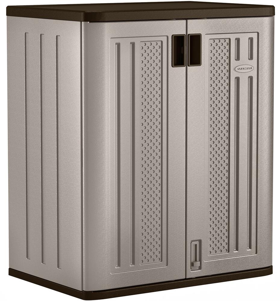Resin Storage Cabinet in Storage Cabinets