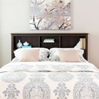 Bookcase Headboard - Double or Queen in Beds and Headboards