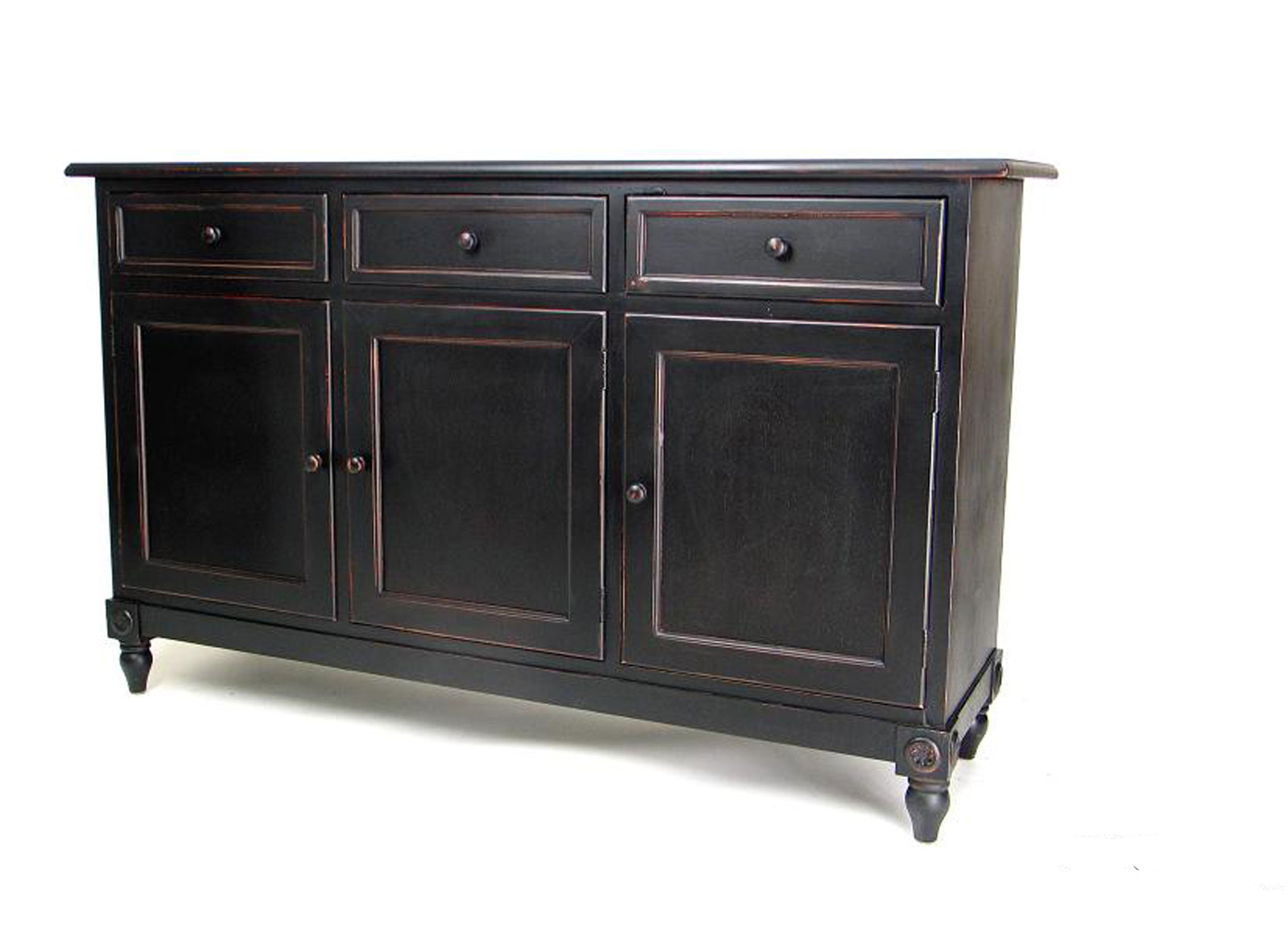 Brookfield Console Cabinets in Accent Chests and Cabinets