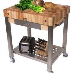 John Boos Kitchen Islands Costco Appliances Cucina Technica Cart By Cuct24 In