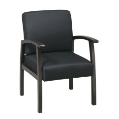 Office Chairs For Guests Peg Perego Rocker High Chair Recall Deluxe Espresso Finish Guest By Star In