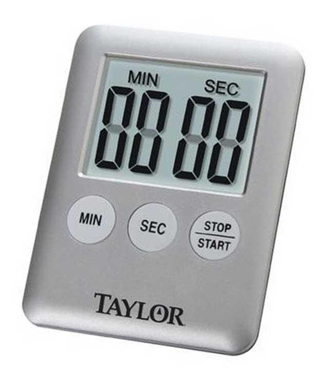 digital kitchen timers caninets timer slim in image