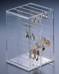 Earring Storage Box in Jewelry Boxes and Organizers