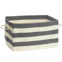 Fabric Storage Bin - Large in Shelf Bins