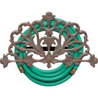 Filigree Garden Hose Holder in Garden Hose Storage