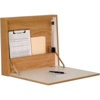 Flip Down Wall Desk in Desks and Hutches