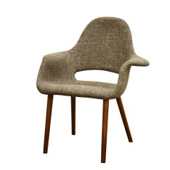 2 Accent Chairs Newport Rocking Chair Forza Twill Taupe Set Of In