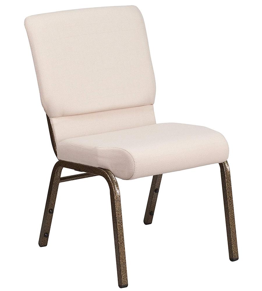 Hercules Fabric Church Chair in Waiting Room Chairs