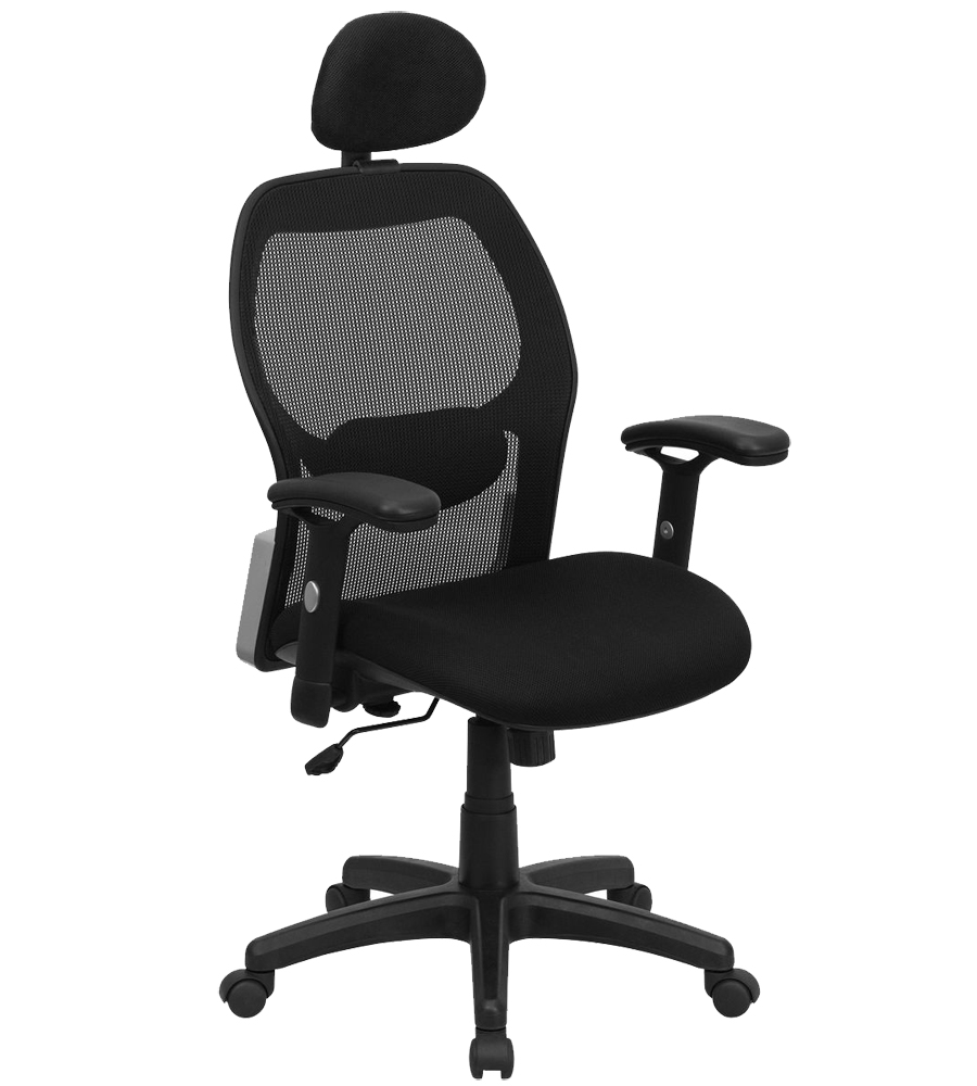 High Back Mesh Office Chair in Office Chairs