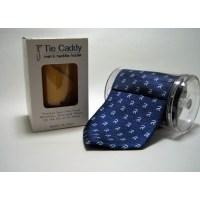 Winding Tie Holder in Travel Comfort