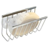 Suction Sponge Holder in Sink Organizers