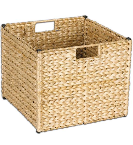 Office Storage: Wicker Office Storage Baskets