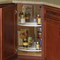 28 Inch Cabinet Lazy Susan - Wire - Full-Round in Cabinet ...