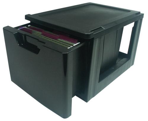 Stackable Plastic Bins Drawers