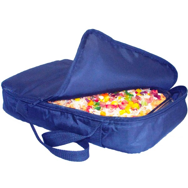 Insulated Casserole Carrier In Picnic