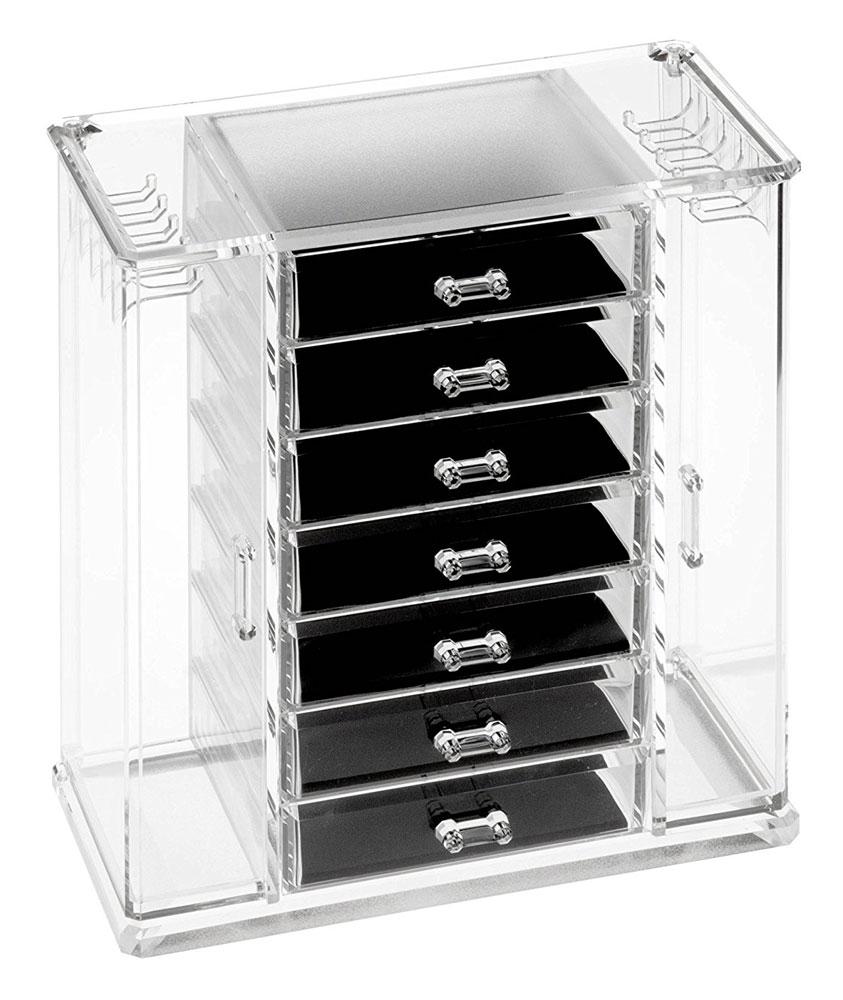 Jewelry Storage Organizer in Jewelry Boxes and Organizers