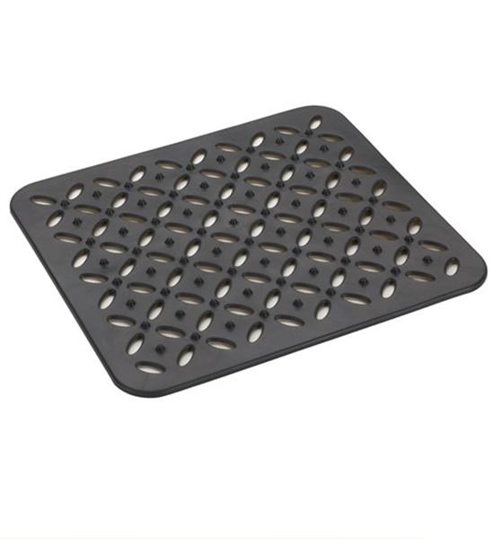 kitchen sink mats 30 mat black in image