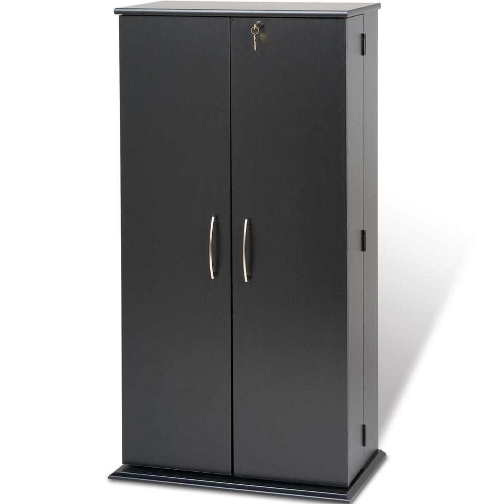 Storage cabinet with lock  Security sistems