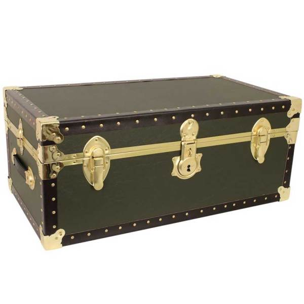 Military Green Storage Trunk In Trunks