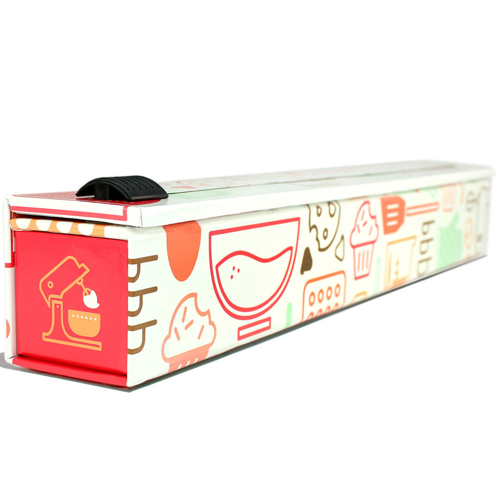 Parchment Paper Dispenser in Food Wrap Holders
