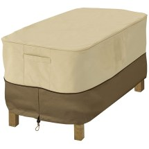 Patio Coffee Table Cover In Furniture Covers