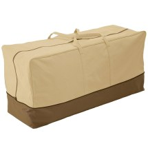 Patio Cushion Storage Bag In Furniture Covers