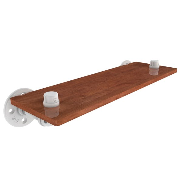 Wall Mounted Wood Shelf