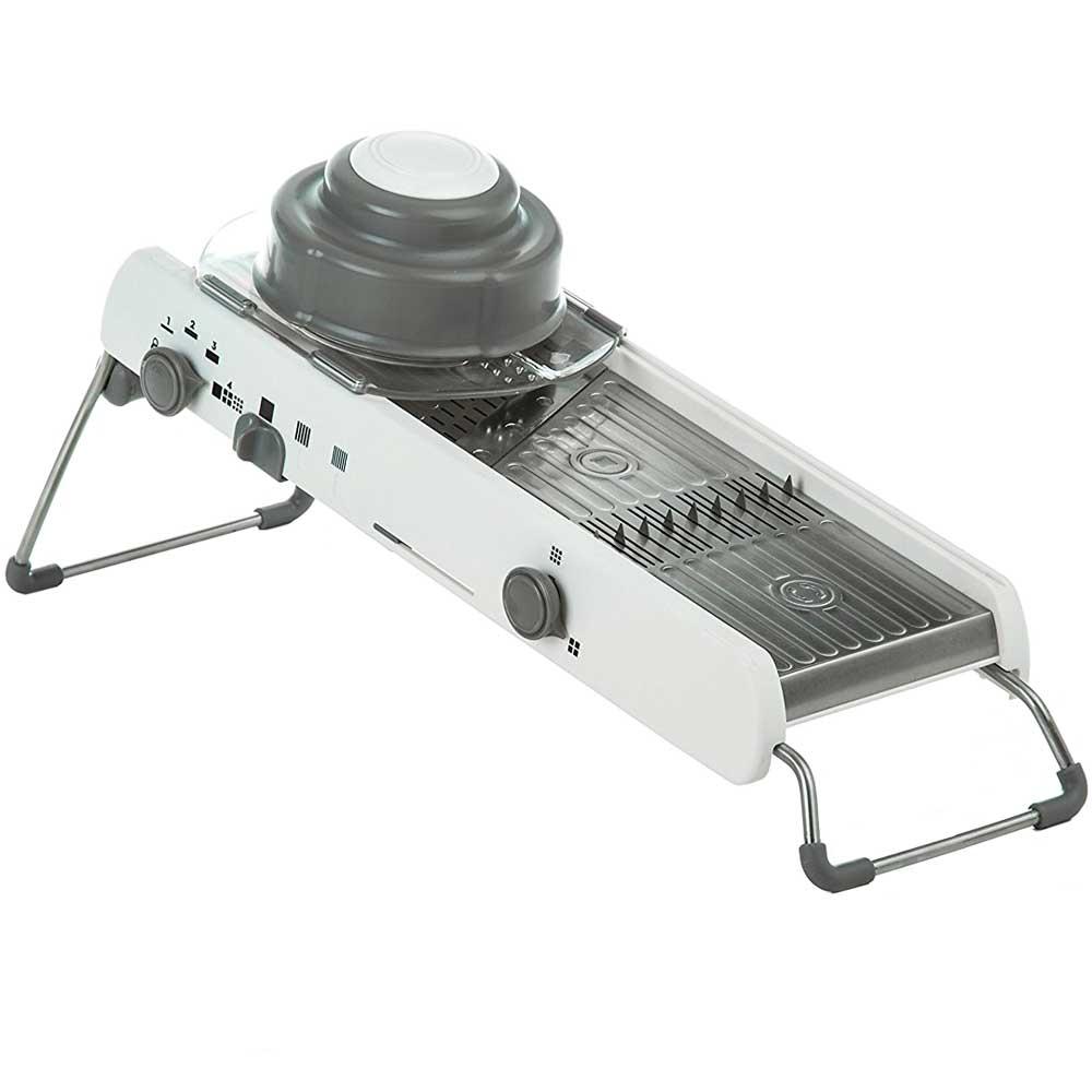 mandolin kitchen slicer round table set pl8 professional cubing mandoline in gadgets