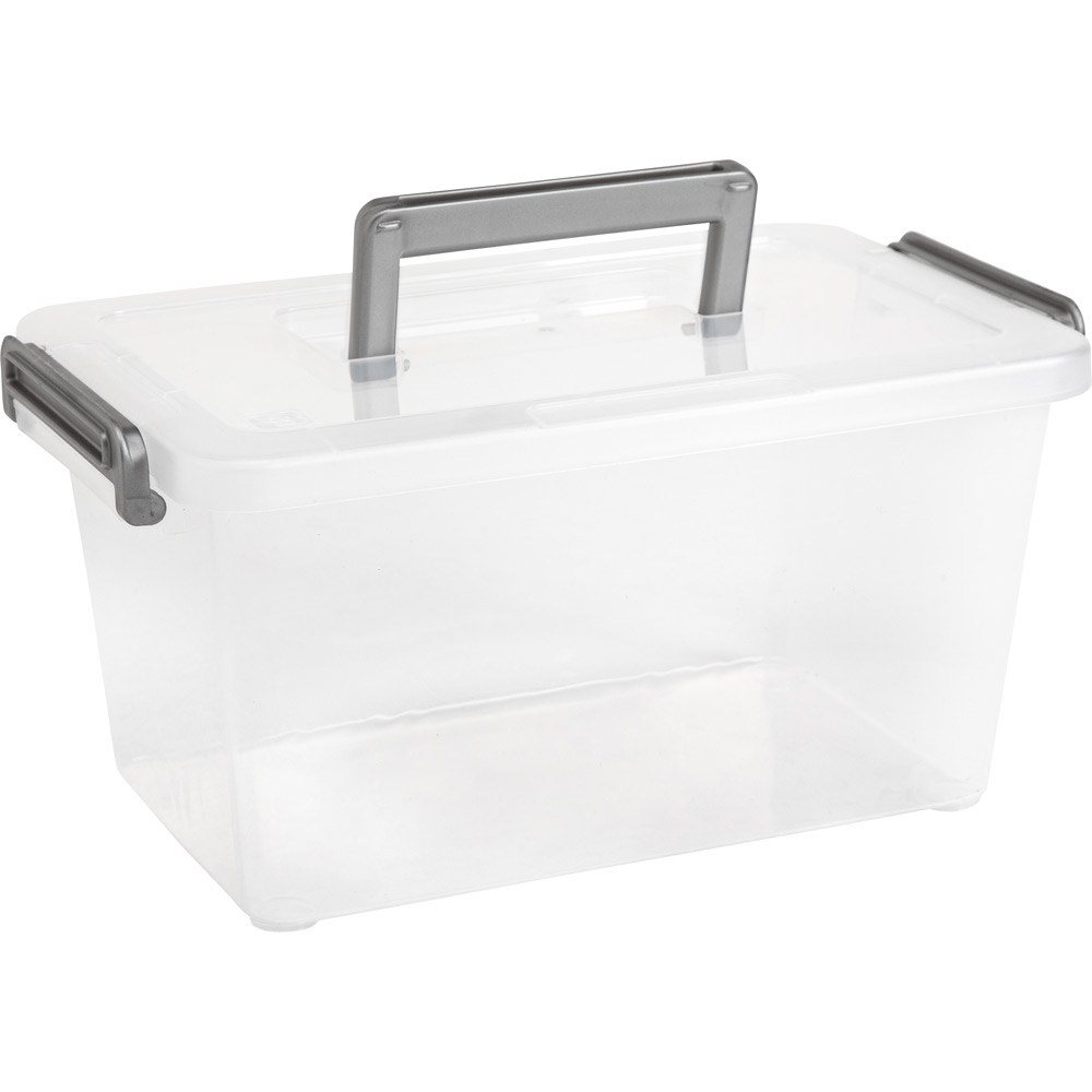 Clear Plastic Quart Containers