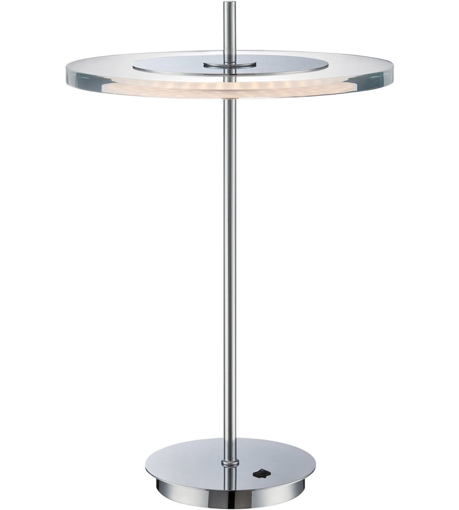 Round Table Lamp in Table Lamps