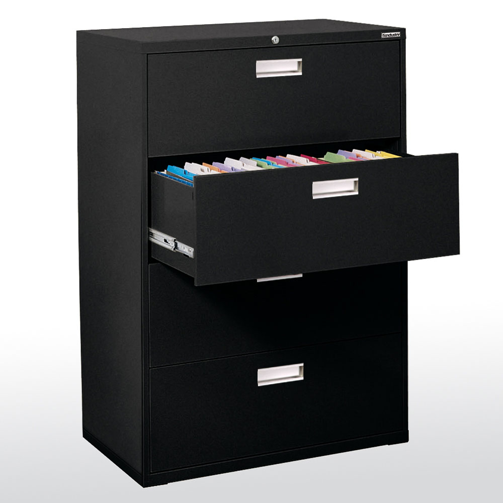 Lateral File Cabinet in File Cabinets