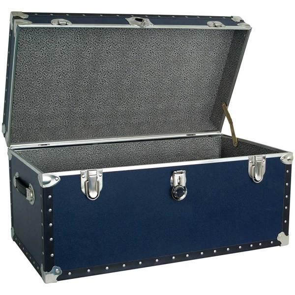 Seward Classic Storage Trunk With Tray - 31 In