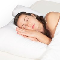 Side Sleeper Foam Pillow in Support Pillows