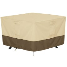 Square Outdoor Table Cover In Patio Furniture Covers
