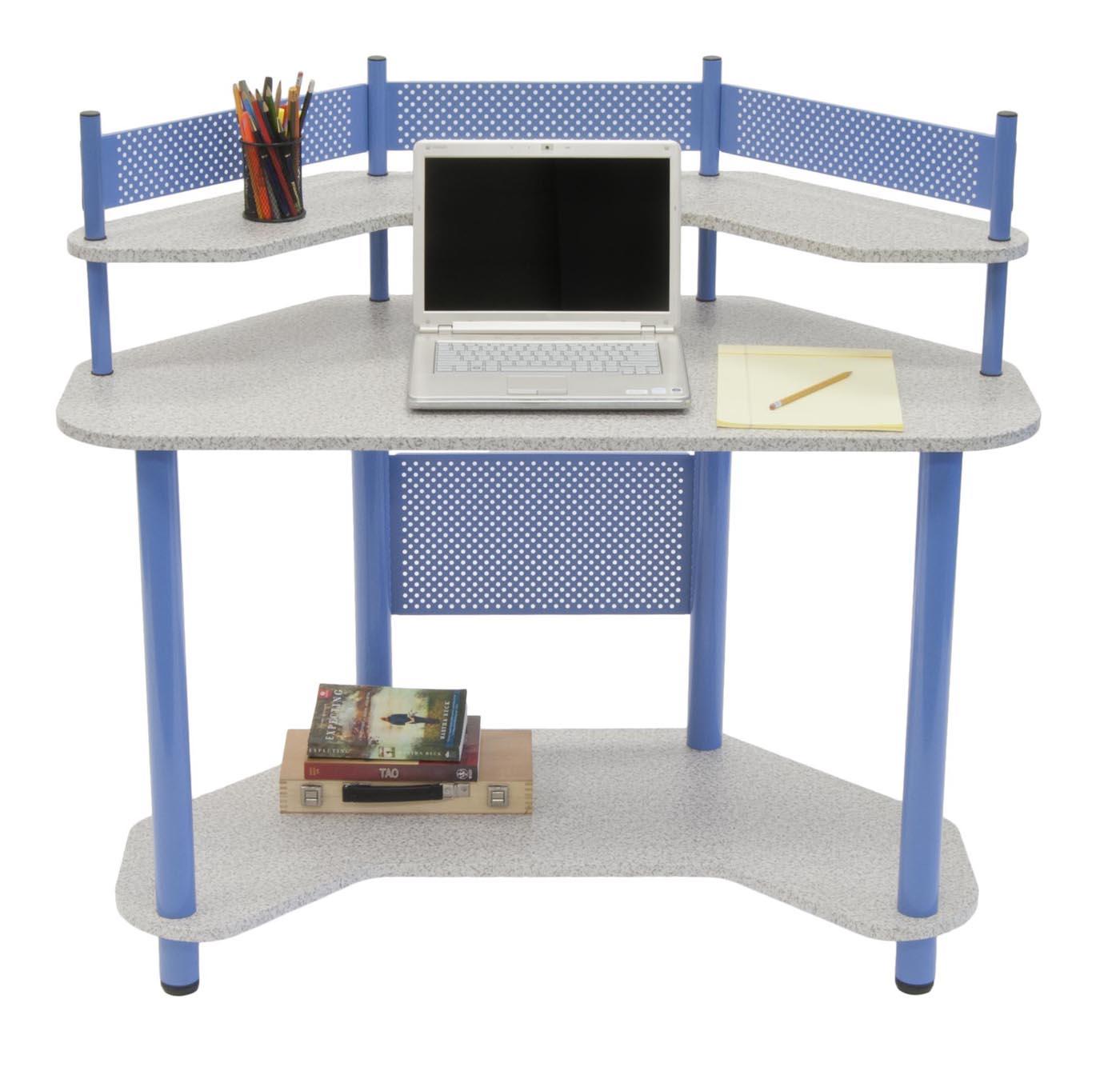 Corner Student Study Desk in Kids Desks