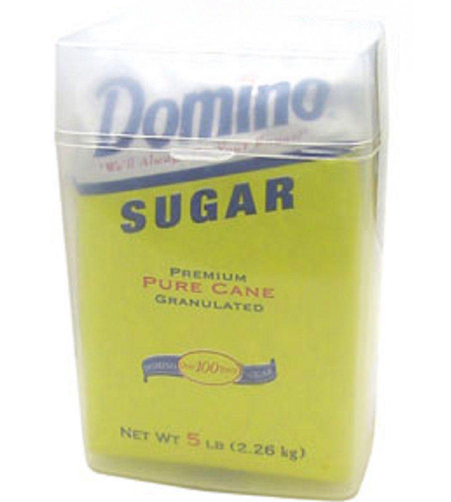 Sugar Storage Container in Kitchen Canisters