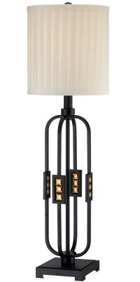 Topaz Table Lamp by Lite Source in Table Lamps