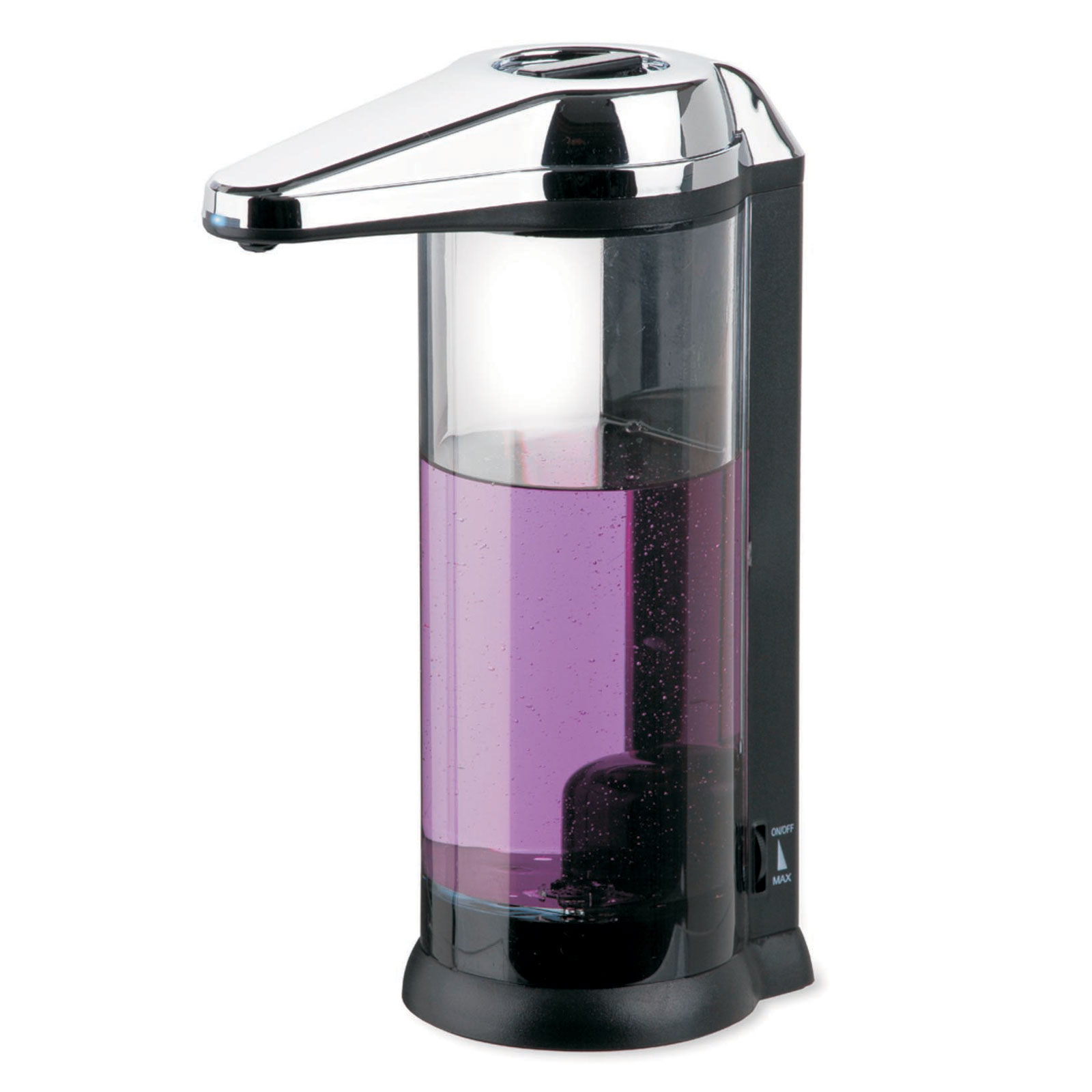 kitchen countertop soap dispenser islands ikea touchless or wall by better living in