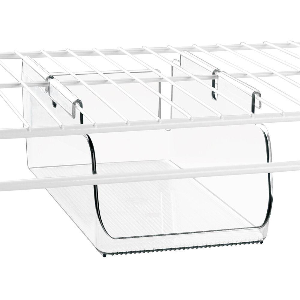 Under Shelf Storage Bin  Wire Shelving in Under Shelf