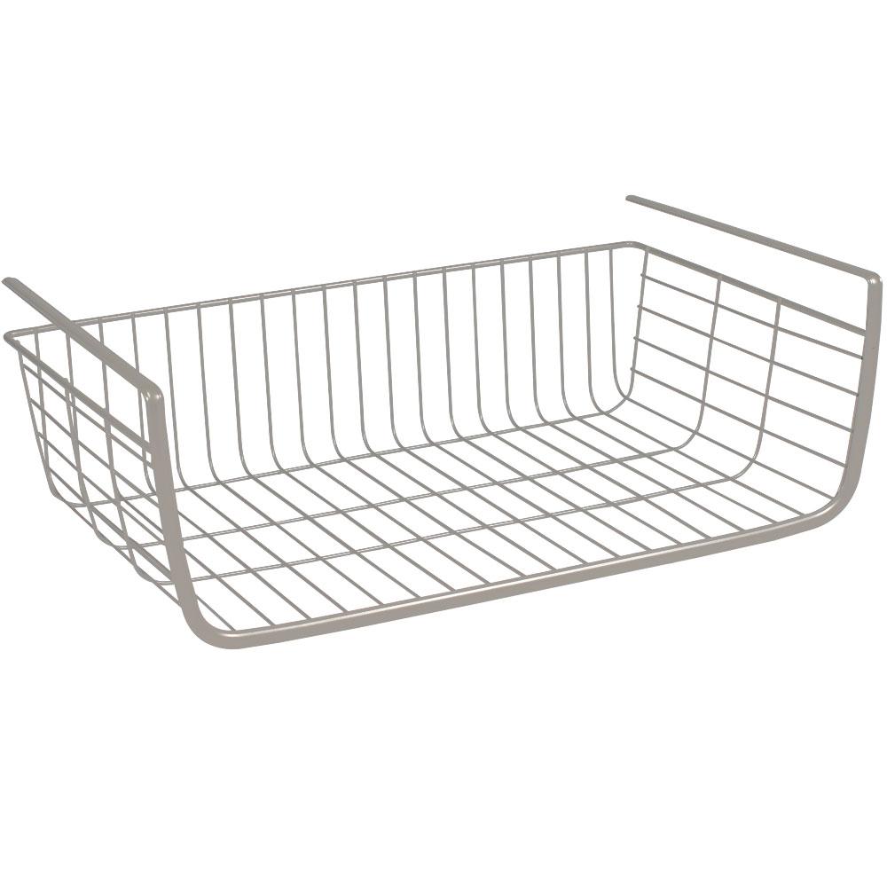 Under Shelf Wire Basket in Under Shelf Storage Racks