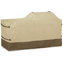 Veranda Island Grill Top Cover In Patio Furniture Covers