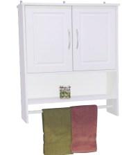 Wall Mount Bathroom Cabinet in Bathroom Medicine Cabinets