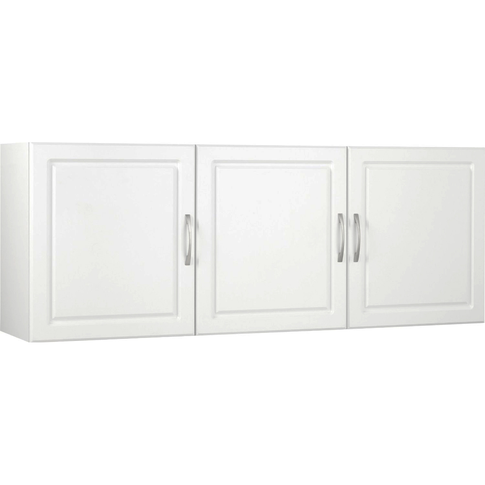 WallMounted Storage Cabinet in Laundry Room Organizers