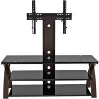 Flat Panel TV Stand with Mount - Willow in TV Stands