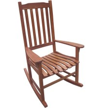 Wooden Rocking Chair in Rocking Chairs