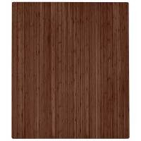 42 x 48 Bamboo Office Chair Mat in Chair Mats