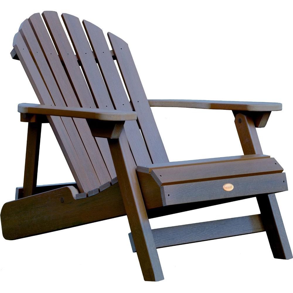 High Adirondack Chairs