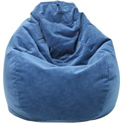 Soft Bean Bag Chairs Replacement Chair Feet Wood Lounger In