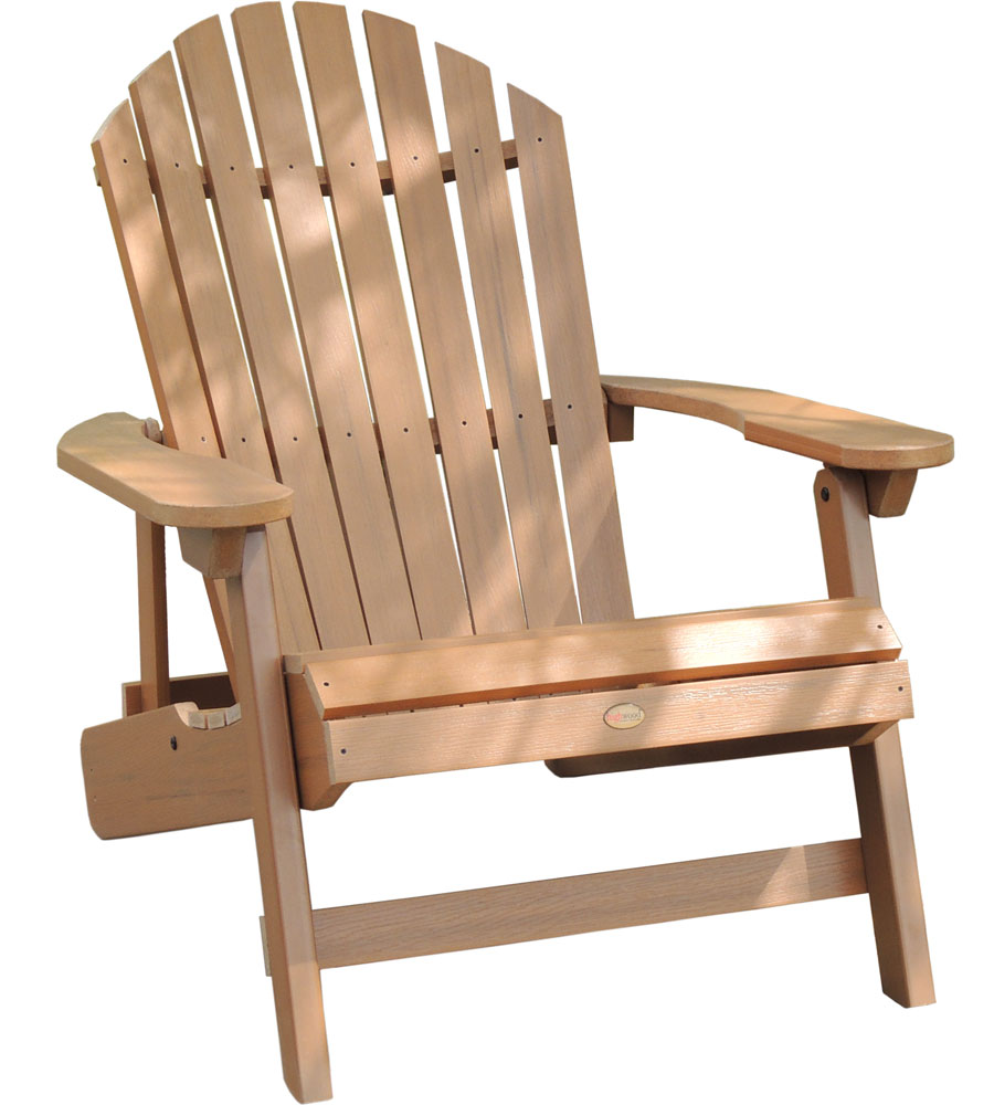 King Reclining Adirondack Chair in Auto Mats