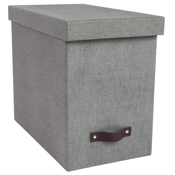 Storage Boxes for Hanging File Folders